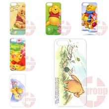 For Galaxy Core 4G Alpha Mega 2 6.3 Grand Prime S6 edge Plus Ace4 G313h G357 Coque Case Capa Winnie The Pooh And Piglet Quote