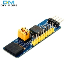 1Pcs PCF8574 I2C Interface 8-bit IO Expansion Board I/O Expander I2C-Bus Evaluation Development Module