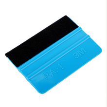 Glass Clean Car Wrap Tools Car Sticker Wrapping Scraper 3M Felt Squeegee High Quality Window Cleaning Auto Care with Cloth PP
