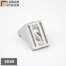 Aluminum accessories 3030 Corner Rectangular connectors,size 35x35mm Fixing bracket fittings Connectors , Hardware(China)