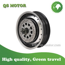 13inch 4000W QS Electric Hub Motor(40H) V2 Type For Electric Scooter