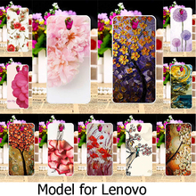 AKABEILA TPU Silicon Phone Cases For Lenovo Vibe S1 Lite Lenovo S1La40 S1C50 S1A40 Case Phone Cover Shell Bags Housing(China)