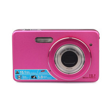 3.0 Inch Touch Screen LCD 15MP Digital Video Camera 5x Optical Zoom DC Hot