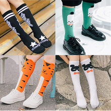 Buy Kids Tights Baby Cartoon Cute Print Cotton Girl Tights Children Toddler cotton Soft 2016 Autumn Winter tights for $1.22 in AliExpress store