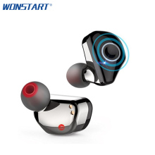 Best Seller W6 In-Ear Wireless Earphones Wonstart Sport Bluetooth Earbuds IPX6 Waterproof Bluetooth fone de ouvido for Huawei(China)
