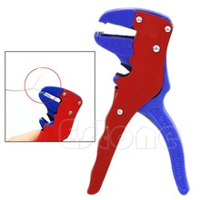 Hot Sale Automatic Self Adjusting Cable Wire Stripper Crimper Stripping Cutter