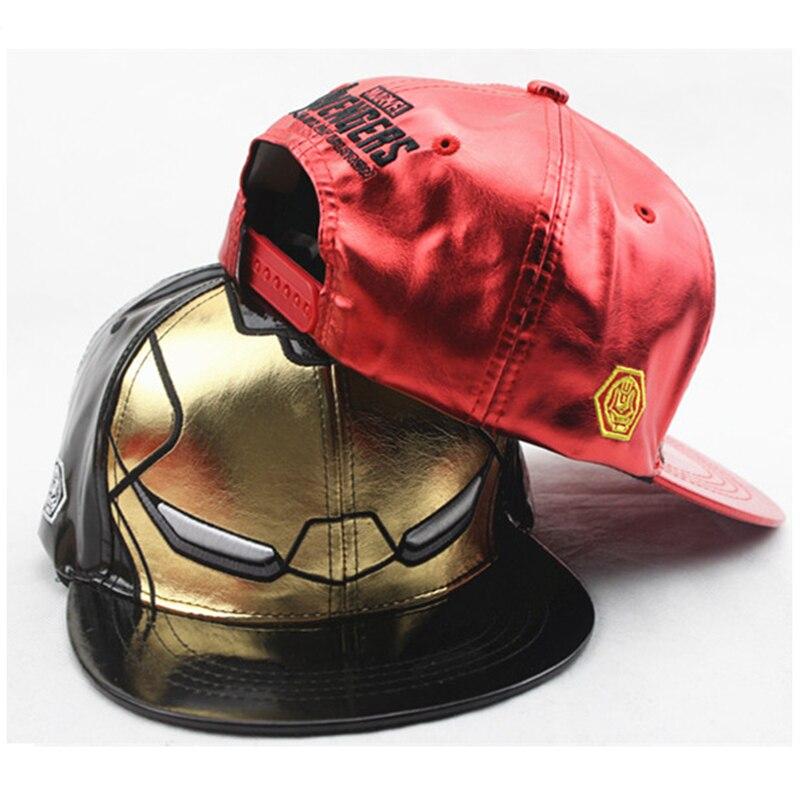 Kids Hat Boy Fashion Summer Snapback Cap Cool Character Hip Hop Boys Hat Baseball Caps For Boys Adjustable Sun Hats0