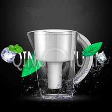 Household purify kettle direct drinking tap water filter 2.5L portable purifier activate carbon filter kitchen water pitcher