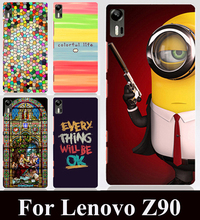 DIY Plastic or Silicone Mobile Phone Case for Lenovo Vibe Shot Z90 Z90-7 Z90a40 Z90-3 Vibe Max 5.0 inch Case Cover Housing Shell
