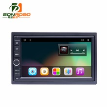 "7"" 2Din 1024*600 Android 6.0 Car Tap PC Tablet  2 din 2 Universal For Nissan GPS Navigation BT Radio Stereo Audio Player(No DVD)"