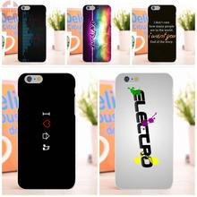EJGROUP Soft TPU Silicon Unique Photos Print Diy For Apple iPhone 6 6S 4.7 inch Heart Is A Beatbox Music(China)