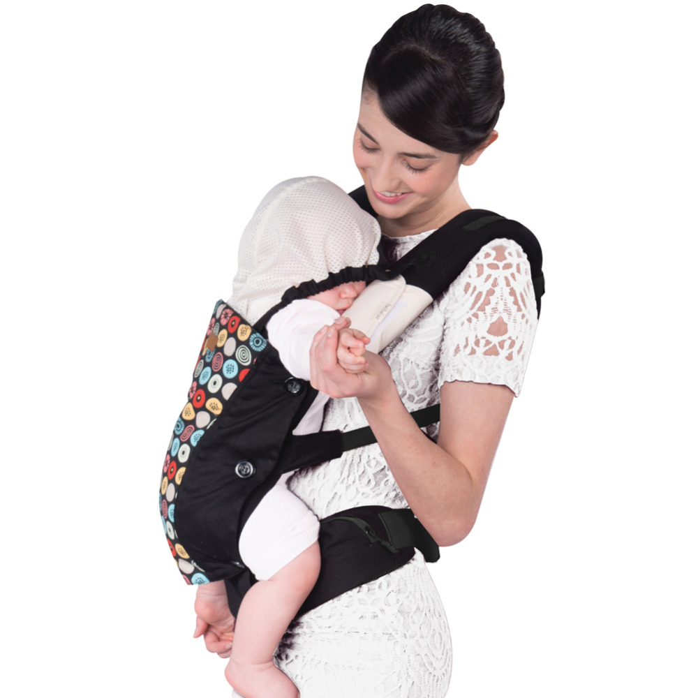 3-36 Months Cotton Baby Carrier Breathable Babies Bjorn Infant Comfortable Sling Backpack Manduca Multifunctional Toddler Wrap<br>