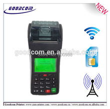 Goodcom GT6000GW Handheld 3G WiFi Printer Thermal Receipt Printer
