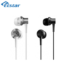 ANC Headphone Xiaomi Hybrid Type-C Earphone Active Noise Reduction Mic Line Control Music for Xiaomi Mi6 MIX