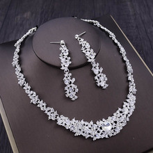 MANWII Popular bride necklace accessories wedding dress wedding dress cheongsam hair accessoriesAD1413(China)