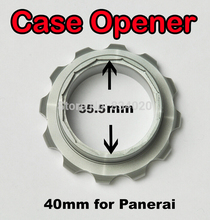 Free shipping case screw back opener tool for Panarai Watch PAM 40mm Alloy Aluminum(China)