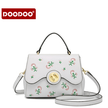 DOODOO  2017 New Fashion Embroidery Kelly Pack