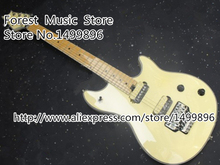 Top Selling EVH Eddie Van Halen Wolfgang Electric Guitar Silver Hardware Guitar China Left Handed Available(China)