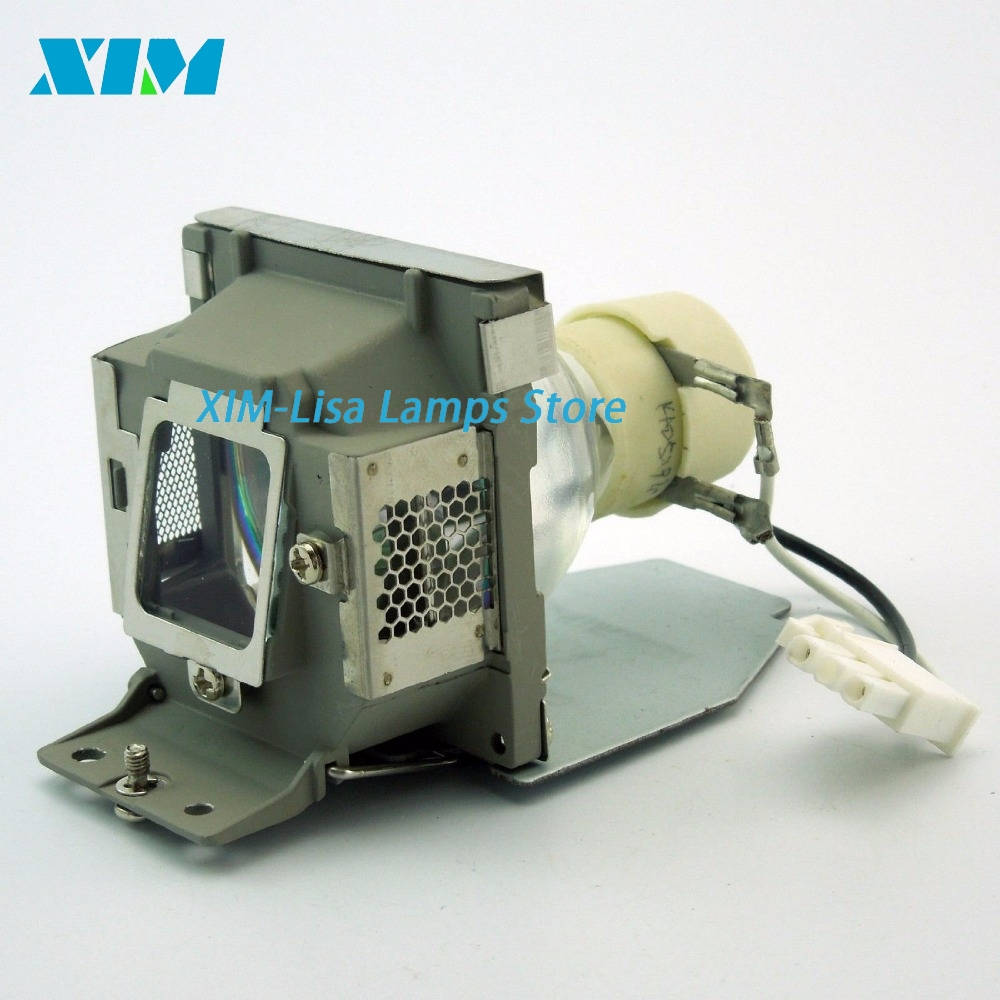 Free shipping 5J.J1V05.001 Replacement Projector Lamp/Bulb with housing For BenQ MP524/MP525/MP525P/MP525ST/MP525V/MP575<br>