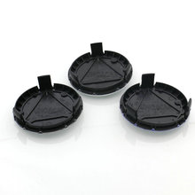 20pcs 75mm 3 pin Wheel center Hub Caps Cover cap Car Logo Emblem For Mercedes A B C CLA CLS G M R S A1714000025(China)