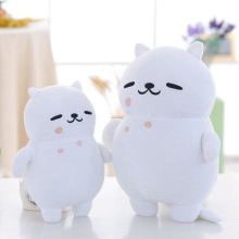 1pc 22cm-40cm Hot Game 2016 New Arrival Neko Atsume Plush Dolls Cute Cat lovely Cosplay Cartoon Stuffed Toys Doll Kids Gift