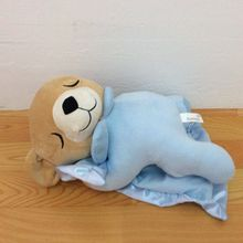 Free shipping 40CM=15.7'' Cute Baby Kids Animal Teddy Bear Sleeping Bear Comfort Doll Plush Toy for Children gifts