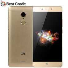 "Original ZTE v5 pro N939SC Smartphone 5.5"" FHD Screen 2GB 16GB Snapdragon 615 Octa Core 13MP Fingerprint ID OTG 4G Mobile phone"