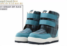 wallvell Exports to South Korea snow boots children boys lightweight boots  Suitable for fat feet