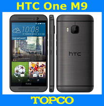 "HTC One M9 Original Unlocked GSM 3G&4G Android Octa-core RAM 3GB Mobile Phone 5.0"" WIFI GPS 20MP 32GB dropshipping(China)"