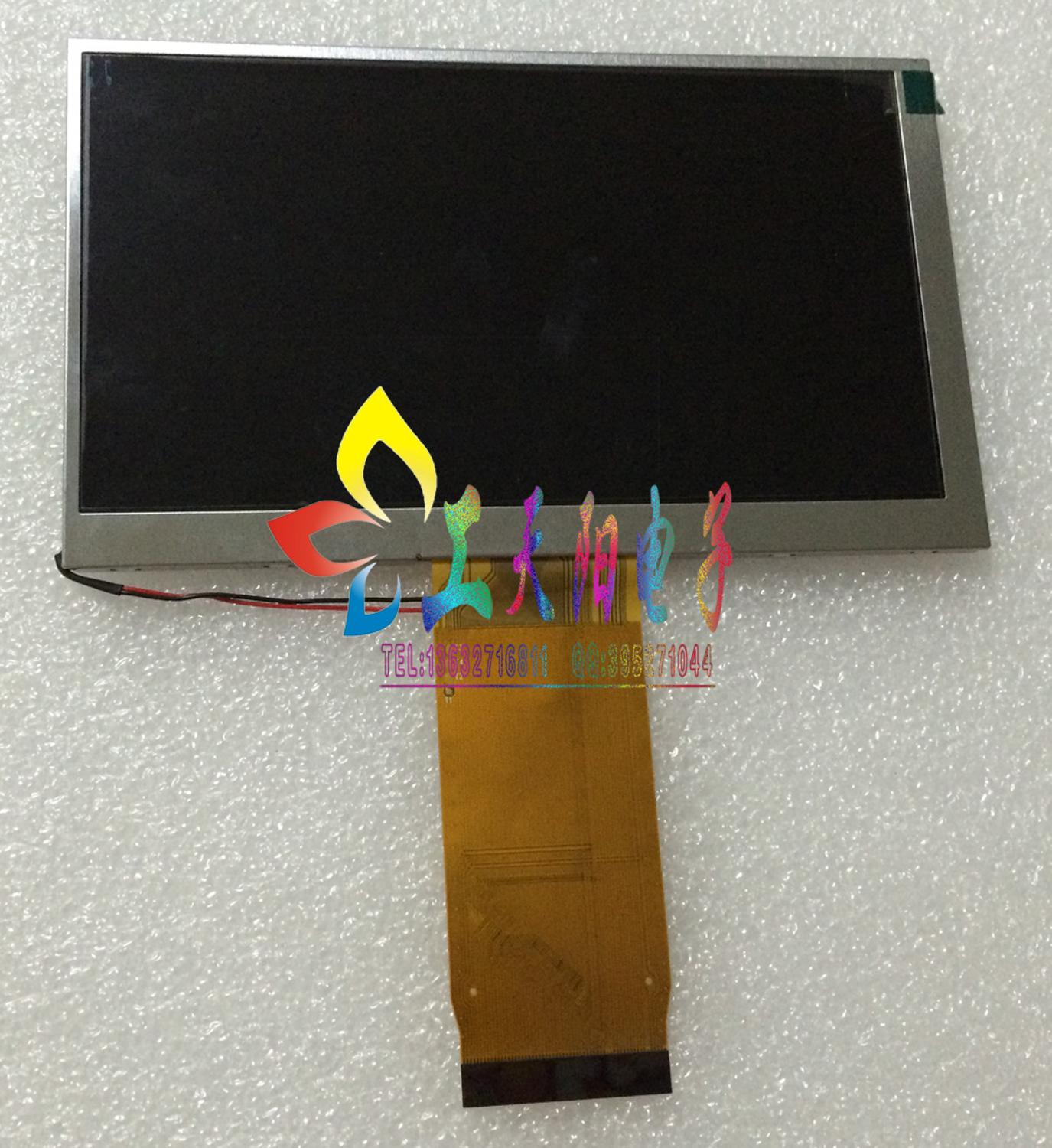 New original LCD screen TM060RDZ01 AI V8000HDW Newman A65HD<br>