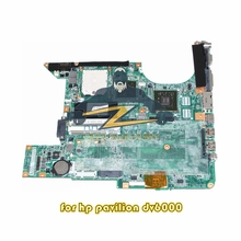 459564-001 31AT1MB00B0 for HP Pavilion DV6000 Series laptop motherboard ddr2