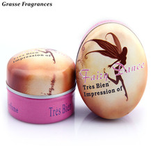 Grasse Fragrance Original Pleasant Floral Fruit Magic Solid Parfum Femme Protable Solid Perfumes,Body Fragrant Perfume for Women(China)