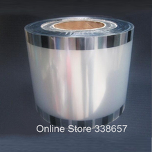 boba bubble tea juice drink film cover sealing film for cup sealer sealing machine(China)
