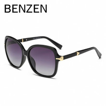 BENZEN Luxury Sunglasses Women Polarized Female Sun Glasses Brand Designer Ladies Shades Driving Glasses Eyewear With Case 6235(China)