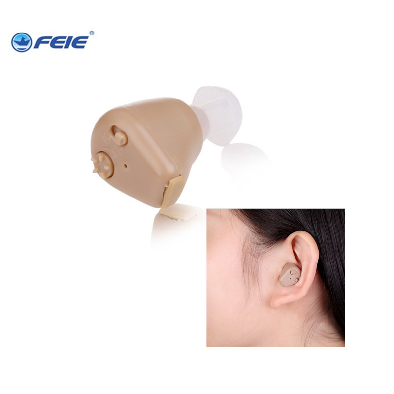 Free shipping Rechargeable Hearing Aid as seen on tv Medical Product Hearing Aids Sound Amplifier S-216<br>