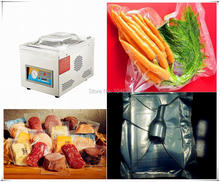 Food vacuum sealer, vacuum packing machine, DZ-260 vacumm chamber, aluminum bags vacuum sealing machine, package packaging(China)