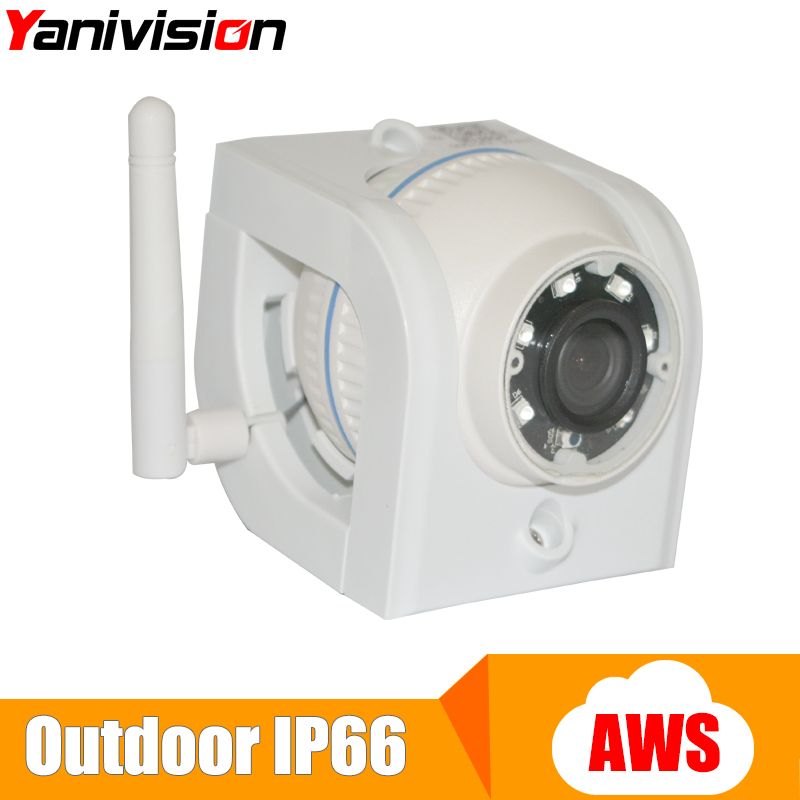 Yanivision HD 720P Wifi IP Camera Waterproof IP66 Outdoor Wireless 1mp Cloud IP Camera IR-Cut nignt vision Surveillance IP<br>