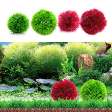 500 Pcs A Bag Aquarium Grass Seeds Water Grasses Random Aquatic Plants Tank Grass Seeds Indoor Beautifying Plant Diy Home