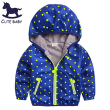 2016Autumn Children's Jackets kids coats boys clothes outerwear jackets for boys Thin coat baby boys clothes for 2-6-7-8years