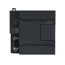CPU222-AR Compatible SIEMENS S7-200 6ES7212-1BB23-0XB0 6ES7 212-1BB23-0XB0 PLC Main unit AC 220V 8 DI 6 DO relay(China)