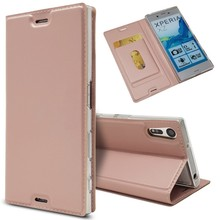Buy Phone Case Sony Xperia XZ F8331 F8332 Leather Wallet Purse Flip Case Accessory Soft Shell Coque Etui Capinha Carcasa Hoesje for $4.20 in AliExpress store