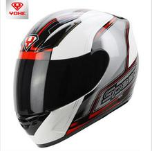 YOHE 991 motorcycle helmet winter keep warm racing full face motorbike Run helmet safety helmet FREE SHIPPING(China)