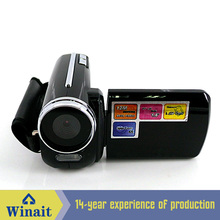 Winait Max 12.0Mega pixels digital camcorder DV-139 with 3AAA Battery,MiniDV(China)