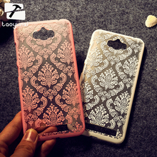 Phone Cases For ASUS Zenfone MAX Housing Covers ASUS_Z010DD Z010D ZC550KL Z010DA 5.5 Inch Anti- Scratch Flower Plastic Bag Shell