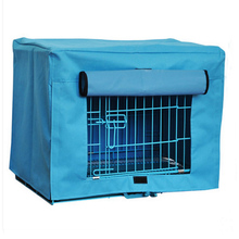 Waterproof Oxford Pet Crate Cover Dog Kennel Cage Cover Durable Pet Crate Cover Puppy Cats Cage Blanket 7 Sizes Without Cage