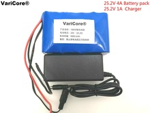 24V 4Ah 7S2P 18650 Battery li-ion battery 29.4v 4000mAh electric bicycle moped /electric/lithium ion battery pack+2A Charger