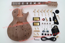 LP Custom style/ Rosewood maple top/ Mahogany Body & Neck/ AFANTI DIY electric guitar kit (ALP-057)