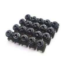 for 20pcs Motorcycle Scooters Fairing Body Bolts M6 6mm Spire Fastener Clips Screw Nuts for mv agusta f4 rr agusta f4 rr 2011-(China)