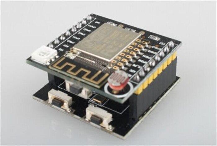 ESP8266 serial WIFI Witty cloud Development Board ESP-12F module MINI nodemcu<br><br>Aliexpress