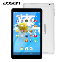 New android 6.0 Aoson R102 10.1 inch PC tablet IPS 1280*800 1GB+16GB Quad Core Dual Cameras Bluetooth 4.0 GPS WIFI game tablet(China)